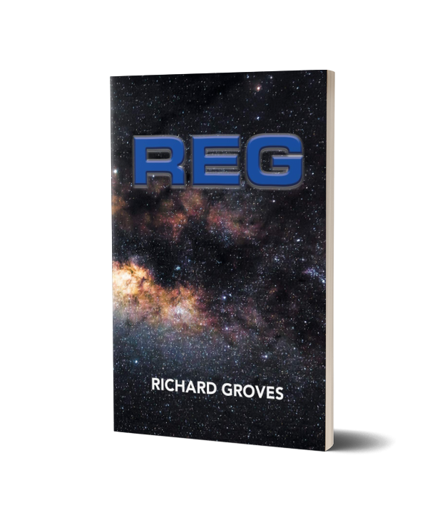 """""""REG"""" is a Deeply Thought-provoking Look at Life, Love, and Humankind's Ultimate Destiny in the Universe"""