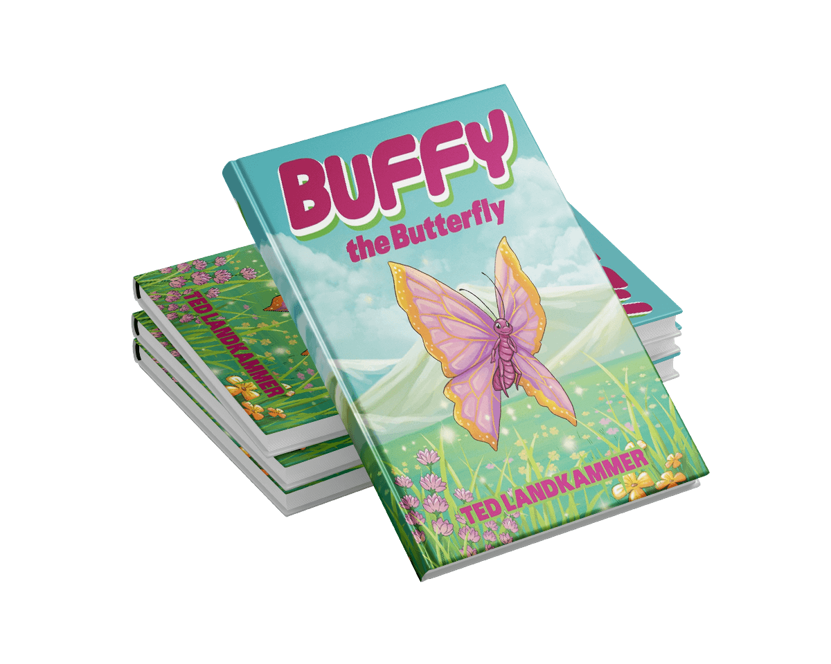 RETRO BOOK REVIEW | Buffy the Butterfly