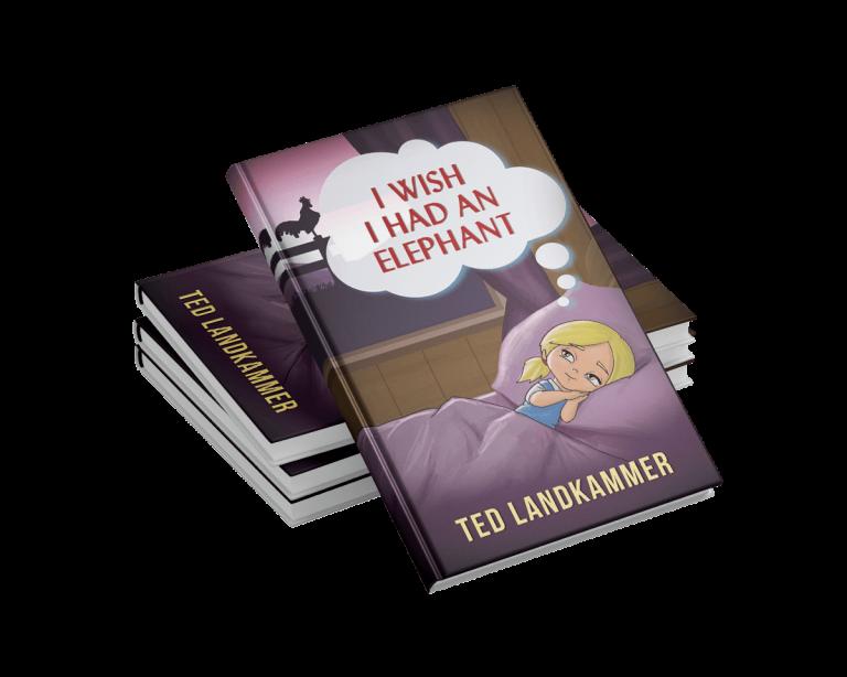 RETRO BOOK REVIEW | I Wish I Had an Elephant